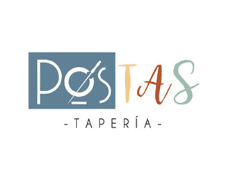 diseño_logotipo_postas_taperia